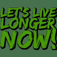 Let's Live Longer Now! Logo